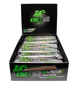 Zec+ King's Bar (24 x 50g)